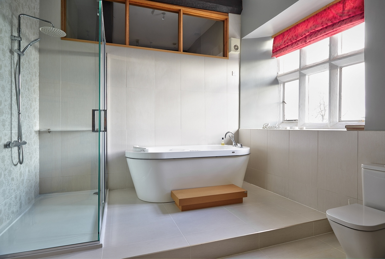 Bathroom in a Dalton & Co renovation